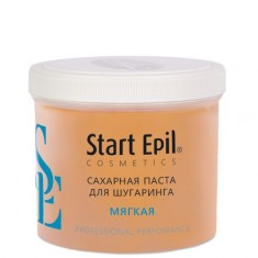 Start Epil, Сахарная паста для шугаринга «Мягкая», 750 г Aravia professional
