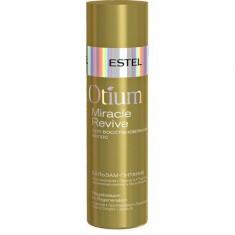 Estel, Бальзам-питание для восстановления волос Otium Miracle Revive, 200 мл