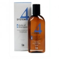 Sim Sensitive System 4 Therapeutic Climbazole Shampoo 4 - Терапевтический шампунь № 4 для раздраженной кожи головы, 500 мл Sim Sensitive (Финляндия)