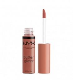 NYX PROFESSIONAL MAKEUP Блеск для губ, тающий на губах Butter Lip Gloss - Praline 16