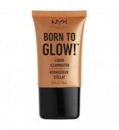 NYX PROFESSIONAL MAKEUP Хайлайтер Born To Glow Liquid Illuminator - Pure Gold 03