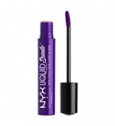 NYX PROFESSIONAL MAKEUP Жидкая помада Liquid Suede Cream Lipstick - Amethyst 10