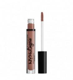 NYX PROFESSIONAL MAKEUP Жидкая губная помада Lip Lingerie Matte - Cashmere Silk 18