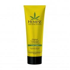 HEMPZ Кондиционер растительный оригинальный для поврежденных окрашенных волос / Original Herbal 265 мл
