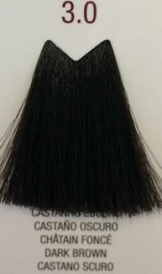 FARMAVITA 3.0 краска для волос, темно-каштановый / LIFE COLOR PLUS 100 мл