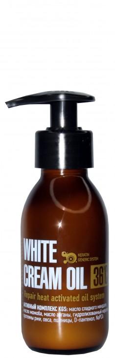 PROTOKERATIN Крем-масло восстанавливающее / REPAIR WHITE CREAM OIL 100 мл