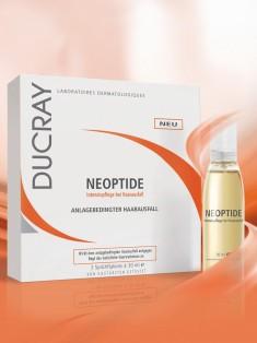 Дюкрэ (Ducray) Неоптид Биостимулирующий лосьон против выпадения волос 3 х 30 мл