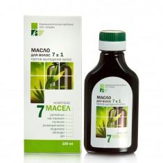 Elfapharm 7 масел масло для волос  7в1 против выпадения волос 100 мл