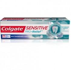Колгейт Зубная паста Sensitive Pro-Relief Восстановление и Контроль 75мл COLGATE