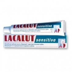 Лакалют зубная паста Сенситив 75мл LACALUT