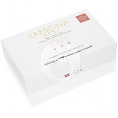 Crescina Комплекс 200 для мужчин Лосьон для стимуляции роста волос №10 + Лосьон против выпадения волос №10 3,5 мл