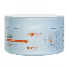 Hair Company Light Bio Argan Маска для волос 500 мл Hair Company Professional