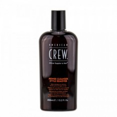 Шампунь для ежедневного ухода, очищающий волосы от укладочных средств, 450 мл (American Crew)
