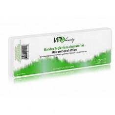 Igrobeauty, Полоски для депиляции 7.5*23 см, белые с перфорацией, 50 шт.