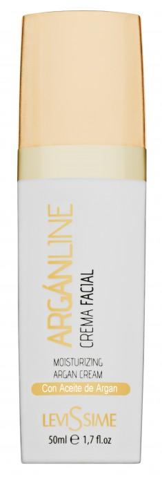 LEVISSIME Крем увлажняющий с аргановым маслом / Moisturising Argan Cream 50 мл