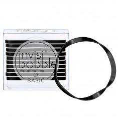 INVISIBOBBLE Резинка для волос / BASIC True Black 10 шт