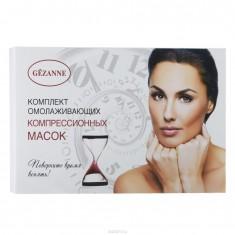 Gezatone комплект тканевых компрессионых омолаживающих масок для лица