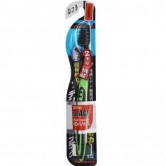 DENTALPRO Black Ultra Slim Plus Щетка зубная средняя жесткость