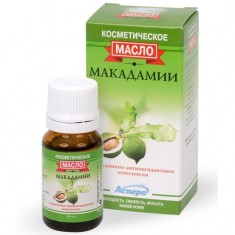 Аспера масло макадамии косметическое 10мл