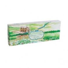 Премиальное натуральное растительное мыло c оливковым маслом, аромат Жасмина и Кувшинки, 3 шт.*100 г (Iteritalia)