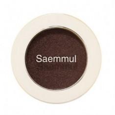 Тени для век мерцающие THE SAEM Saemmul Single ShadowShimmer BR11 2гр