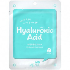 Маска тканевая с гиалуроновой кислотой Mijin MJ on Hyaluronic Acid mask pack 22гр