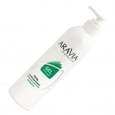 Aravia professional, гель охлаждающий перед депиляцией с маслом мятной камфоры, 300 мл