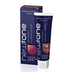 тонирующая маска для волос estel newtone 7/34 русый золотисто-медный 60 мл. Estel Professional
