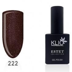 Klio Professional, Гель-лак Estet Collection №222