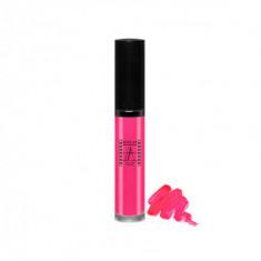 Блеск для губ в тубе суперстойкий Make-Up Atelier Paris RW04 розовый шок 7,5 мл