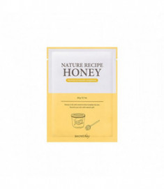 Маска тканевая медовая SECRET KEY Nature Recipe Mask Pack_Honey 20гр