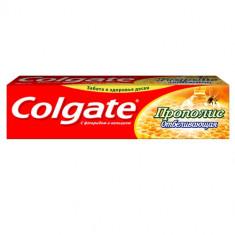 Колгейт Зубная паста Прополис отбеливающая 100мл COLGATE