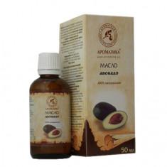 Ароматика, Растительное масло авокадо, 50 мл АРОМАТИКА