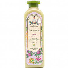 Рецепты Бабушки Агафьи Бальзам для волос Против выпадения для всех типов 350мл