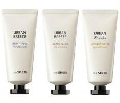 парфюмированный крем для рук the saem urban breeze hand cream