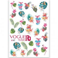 Vogue Nails, Слайдер-дизайн №47