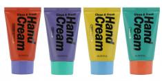 крем для рук с натуральными экстрактами и маслами eunyul clean & fresh hand cream