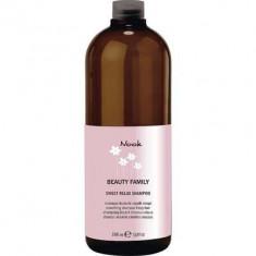 Nook Шампунь для непослушных волос Sweet Relax Ph 5,5 1000 мл