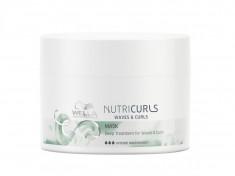 WELLA PROFESSIONALS Маска питательная длявьющихся икудрявых волос / Nutricurls 150 мл