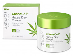 ANDALOU NATURALS Крем дневной для лица Стволовые клетки Каннабиса 50 г