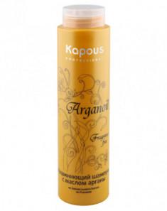 Шампунь для волос с маслом арганы KAPOUS Arganoil 300мл