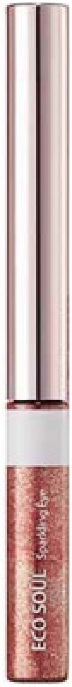 Тени для глаз сияющие The Saem Eco Soul Sparkling Eye PK02 Pink Tail 2,7гр