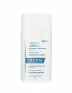 Дезодорант-антиперспирант шариковый против избыточного потоотделения Ducray Hydrosis Control 40 мл