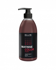 OLLIN PROFESSIONAL Маска тонирующая Рубин / MATISSE COLOR 300 мл