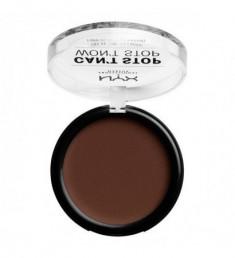 NYX PROFESSIONAL MAKEUP Тональная основа-пудра Can't Stop Won't Stop Powder Foundation - Deep Espresso 26