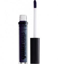 NYX PROFESSIONAL MAKEUP Жидкая помада с глиттером Glitter Goals Liquid Lipstick - Oil Spill 09