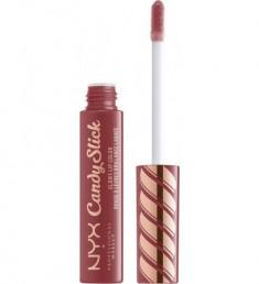 NYX PROFESSIONAL MAKEUP Насыщенный блеск для губ Candy Slick Glowy Lip Color - Smore Please 10