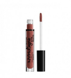 NYX PROFESSIONAL MAKEUP Блеск для губ Lip Lingerie Glitter -spirit 04
