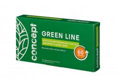 CONCEPT Масло восстанавливающее двойного действия / GREEN LINE 10 х 10 мл