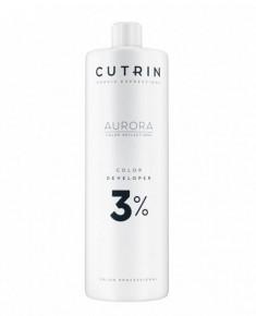 CUTRIN Окислитель 3 % / AURORA 1000 мл